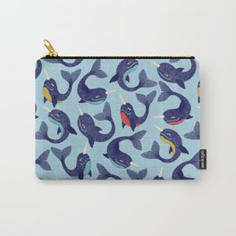 Narwhal Dance Carry-All Pouch