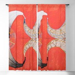 "Hilma af Klint ""The Swan, No. 09, Group IX-SUW"" Blackout Curtain"