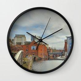 Birmingham Mainline Canal Wall Clock