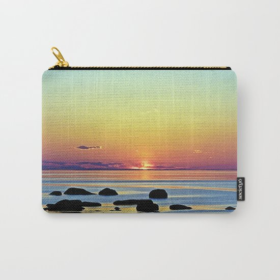 Summer's Glow Carry-All Pouch