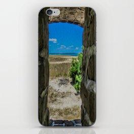Break Free of Your Walls iPhone Skin