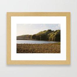 River Cove Framed Art Print