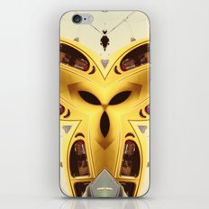 Serie Klai 013 iPhone & iPod Skin
