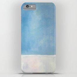 Mark Rothko Interpretation Untitled 1969 iPhone Case