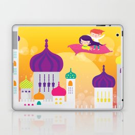 me and you Laptop & iPad Skin