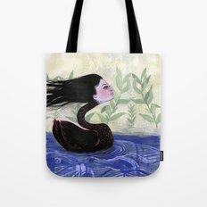 Yvonne Swan Tote Bag