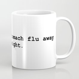 The devil wears... Coffee Mug