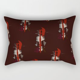 Buffy & Angel Rectangular Pillow