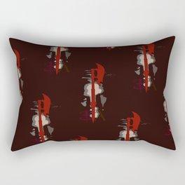 Buffy & Angel Rectangular Pillow