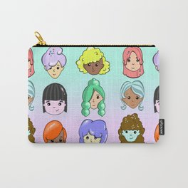 Hair Day Carry-All Pouch