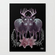 Dearie Canvas Print