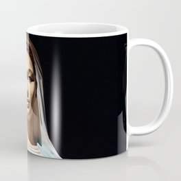 Our Lady of Tihaljina (Our Lady of Grace): In the Sun Light Coffee Mug