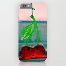 Classic cherries Slim Case iPhone 6s
