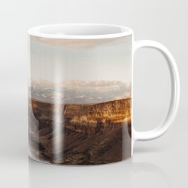 Snake River, Idaho - Scenic Desert Canyon Coffee Mug