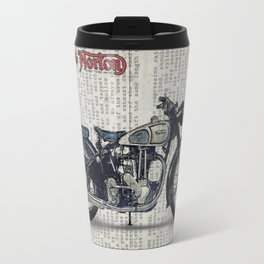 Norton ES 2 1948 Travel Mug
