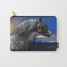 Welsh Pony Stallion Carry-All Pouch