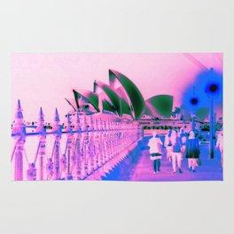 Pink Opera Rug