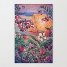 Goji Beach Canvas Print