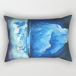 I'm Used To It - Print Rectangular Pillow