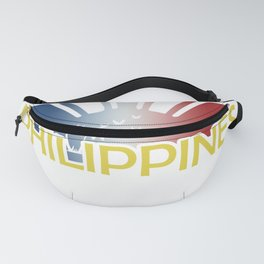 Philippines Filipino Gift Country Manila Vacation Fanny Pack