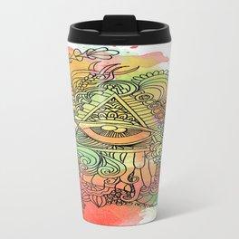 Eye of Luminis Travel Mug