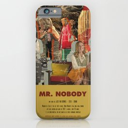 Mr. Nobody - Jaco Van Dormael iPhone Case