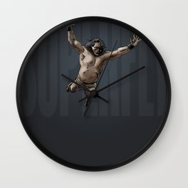 Snuka Wall Clock