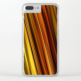 Abstract 86 Clear iPhone Case