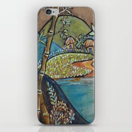 Off The Beaten Path iPhone Skin