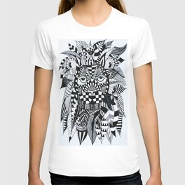 Feather Lion T-shirt