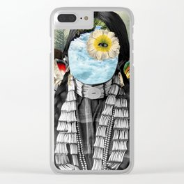 Water Protector Clear iPhone Case