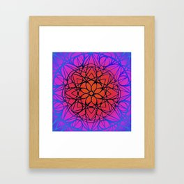 Ignited Framed Art Print