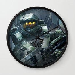 Double Master Chief | Halo Wall Clock