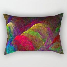 Tulip Field Rectangular Pillow