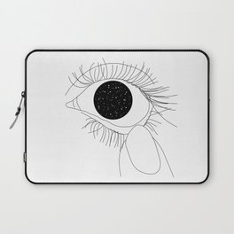 Look what's inside of me Laptop Sleeve