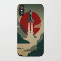 new year iPhone & iPod Cases featuring The Voyage by Danny Haas