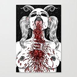 Pagan Punk Canvas Print