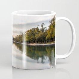 Sunset on the Lincoln Memorial Coffee Mug