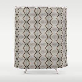 Diamondback Shower Curtain