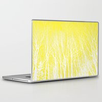 woodland Laptop & iPad Skins featuring woodland by  Agostino Lo Coco