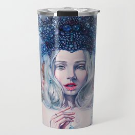Self-Crowned Travel Mug