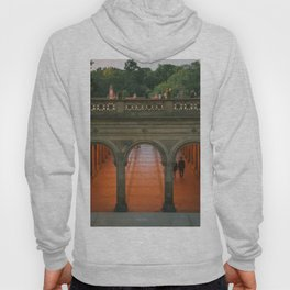New York City Central Park Romance Hoody