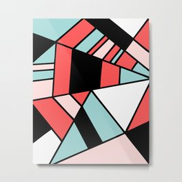 Abstract #451 Metal Print