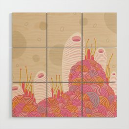 No. 1026 Wood Wall Art