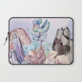 Gemstone Flower Laptop Sleeve