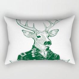 The Statesman Rectangular Pillow