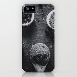 Spices. iPhone Case