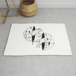 To Dream (A Constant Chase) Rug