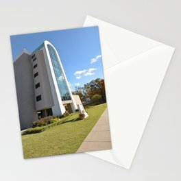 Northeastern State University - The W. Roger Webb IT Building, No. 10 Stationery Cards