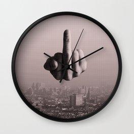 empire of the senseless Wall Clock